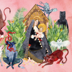 Father John Misty: I Love You, Honeybear(2015)