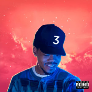 Chance The Rapper: Coloring Book(2016)